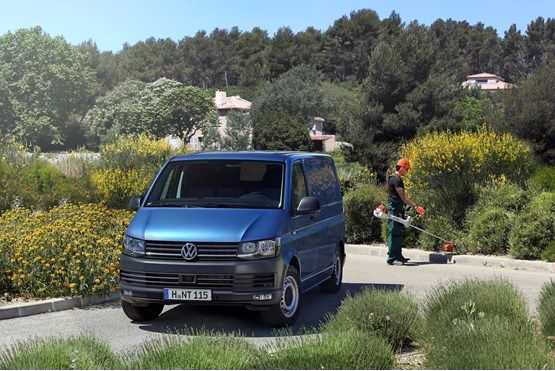 Volkswagen Transporter T6 review