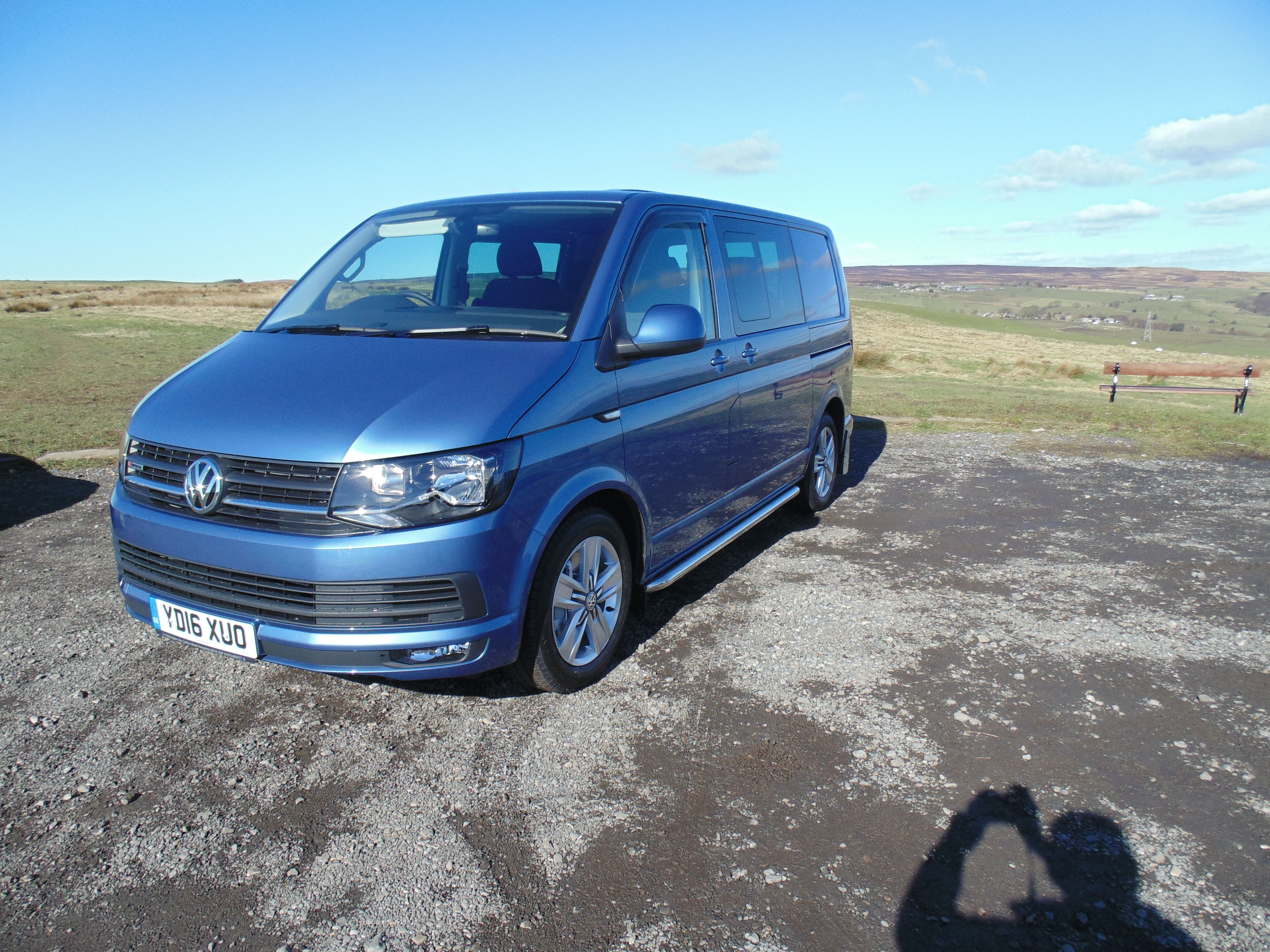 VW Transporter 180Bi Turbo KOMBI 5 Seats